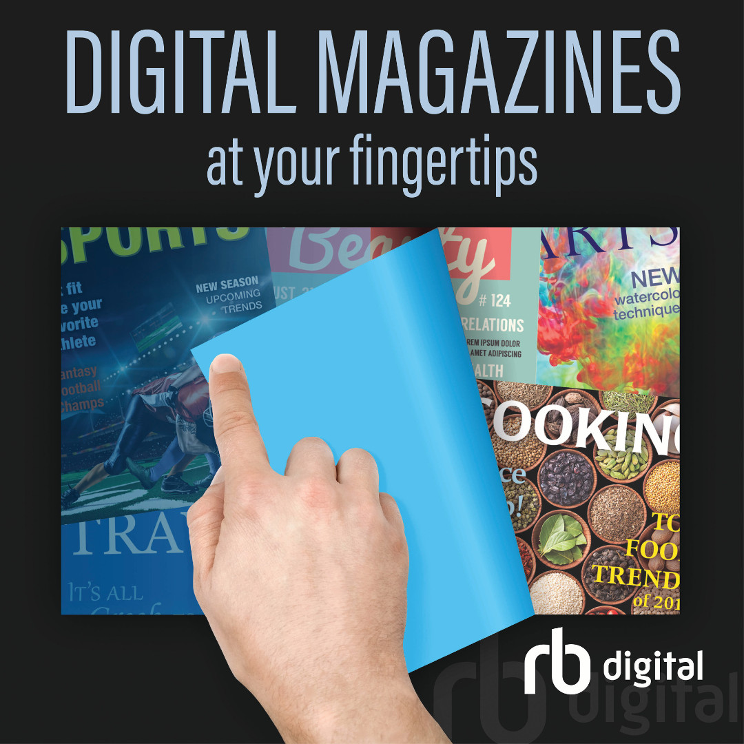 RB Digital Online Magazines
